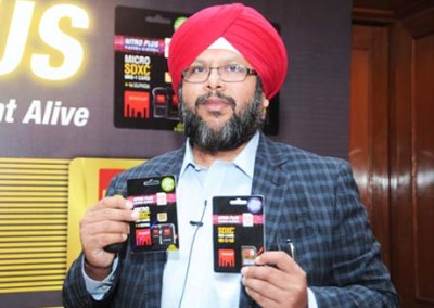 strontium-launch-sd-and-microsd-cards-in-Bangalore-India