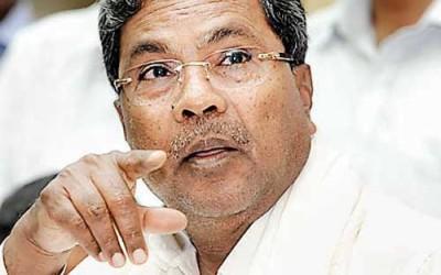 Siddaramaiah - Chief minister of karnataka