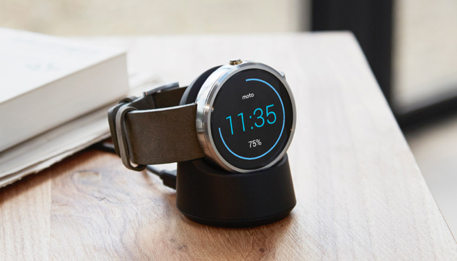 Moto 360 launched for $249
