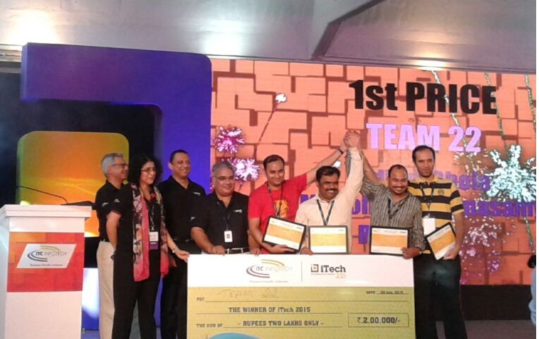 ITC Infotech's 'iTech 2015' sets a benchmark for innovation of emerging and disruptive technology through its IoT hackathon