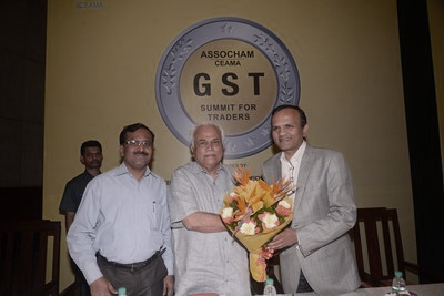 One Nation One TAX-  Videocon and  ASSOCHAM organized a GST Summit for traders.
